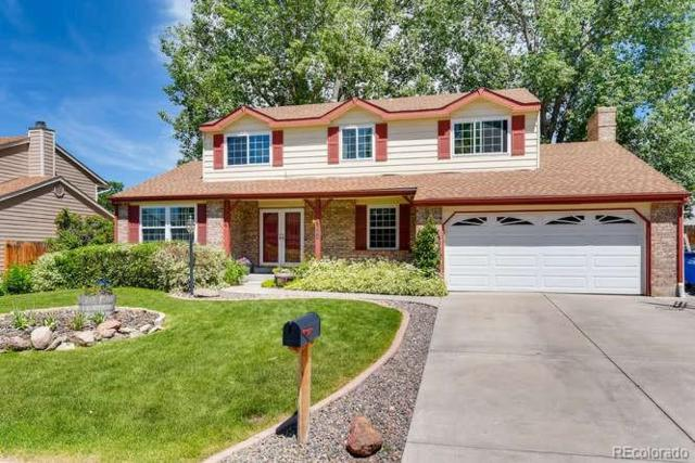 7584 S Ogden Way, Centennial, CO 80122 (#7948974) :: Real Estate Professionals