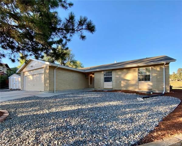 10653 W Tufts Lane, Littleton, CO 80127 (MLS #7949375) :: 8z Real Estate