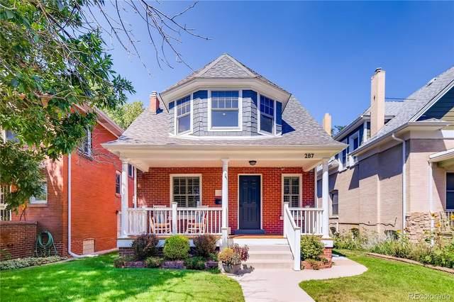 287 S Clarkson Street, Denver, CO 80209 (MLS #7949773) :: 8z Real Estate