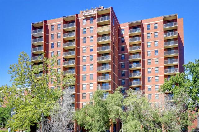 1301 Speer Boulevard #509, Denver, CO 80204 (#7950024) :: Sellstate Realty Pros
