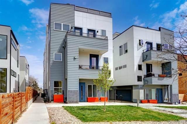 1256 Perry Street, Denver, CO 80204 (#7950142) :: Wisdom Real Estate