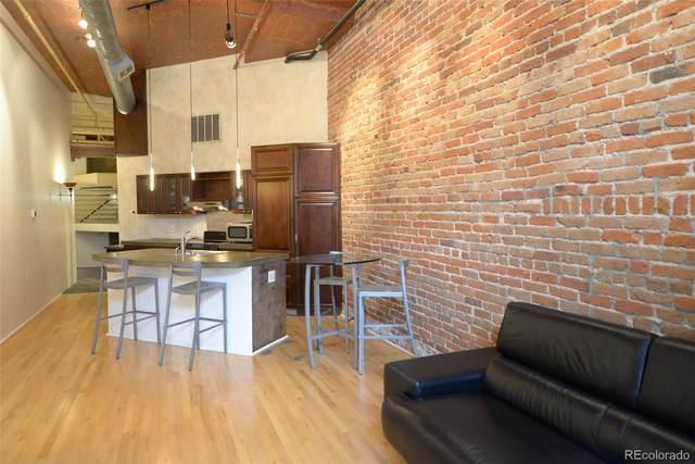 1617b California Street 3F, Denver, CO 80202 (#7950192) :: The HomeSmiths Team - Keller Williams