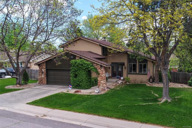 7574 S Teller Court, Littleton, CO 80128 (MLS #7950312) :: 8z Real Estate