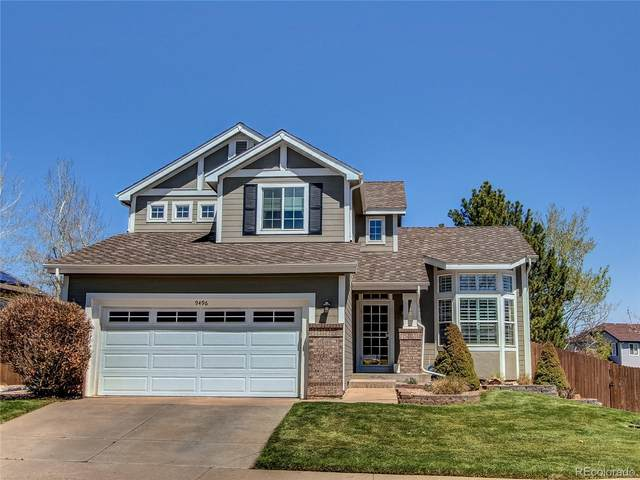 9496 Brook Lane, Lone Tree, CO 80124 (#7950367) :: HomeSmart