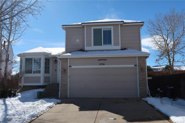 5791 S Youngfield Street, Littleton, CO 80127 (#7950503) :: Bring Home Denver