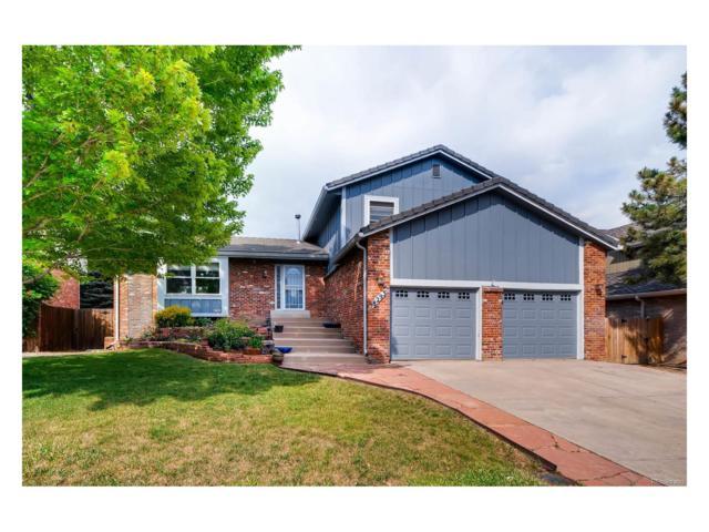 8293 Arrowhead Way, Lone Tree, CO 80124 (MLS #7950652) :: 8z Real Estate