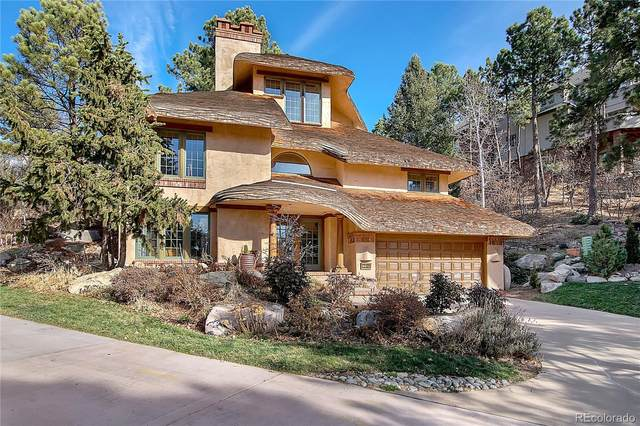 4410 Orofino Place, Castle Rock, CO 80108 (MLS #7951245) :: Bliss Realty Group
