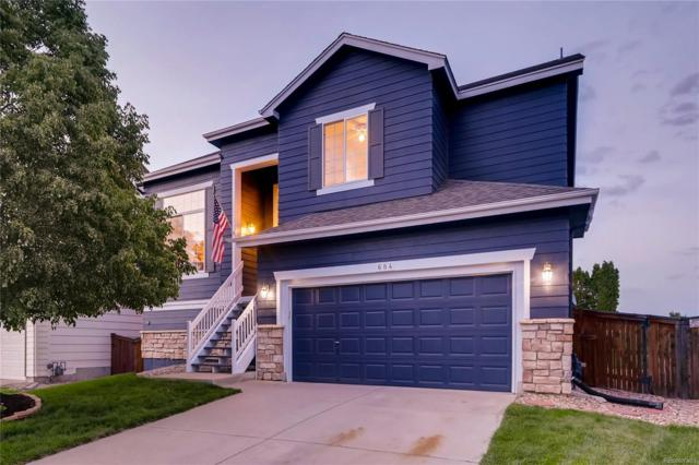 684 Poppy Place, Highlands Ranch, CO 80129 (#7951337) :: The Healey Group