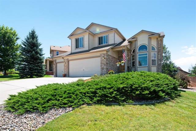 16258 Windy Creek Drive, Monument, CO 80132 (#7951618) :: My Home Team