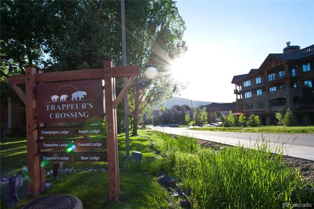 2920 Village Drive #2101, Steamboat Springs, CO 80487 (MLS #7951968) :: 8z Real Estate
