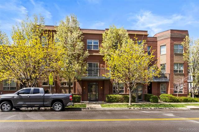 7777 E 1st Place E #106, Denver, CO 80230 (#7952134) :: The Gilbert Group