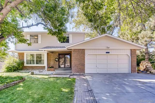 6646 W David Place, Littleton, CO 80128 (#7952270) :: The DeGrood Team