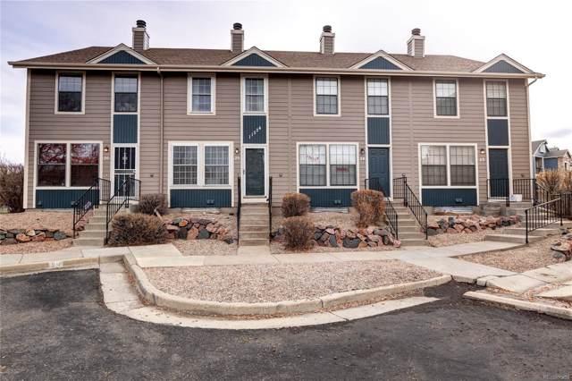11524 Community Center Drive #25, Northglenn, CO 80233 (#7952410) :: The Healey Group
