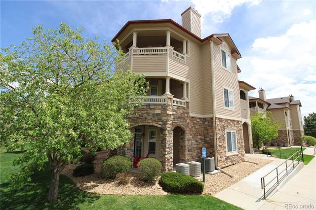8427 S Hoyt Way #108, Littleton, CO 80128 (#7952507) :: Colorado Home Finder Realty