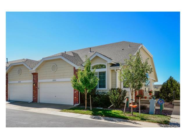 3321 Compass Circle, Castle Rock, CO 80104 (MLS #7952654) :: 8z Real Estate