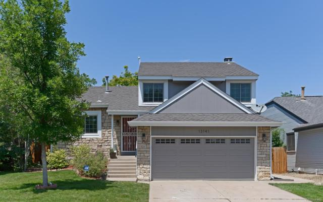 13141 W Brandt Drive, Littleton, CO 80127 (#7952875) :: The DeGrood Team