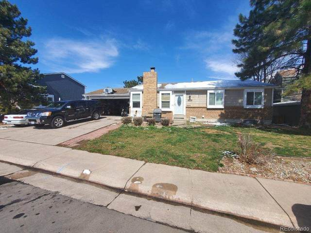 11405 W Powers Avenue, Littleton, CO 80127 (#7953625) :: Colorado Home Finder Realty