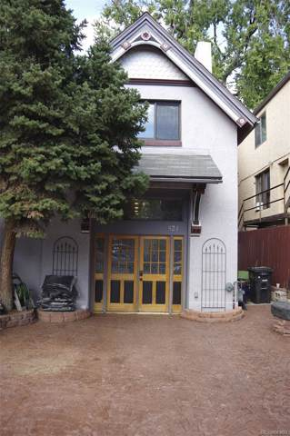 521 E 11th Avenue, Denver, CO 80203 (#7953839) :: 5281 Exclusive Homes Realty