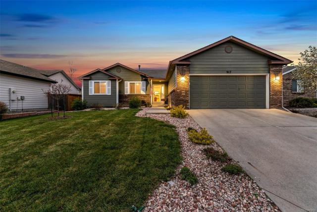 917 Cliffrose Way, Severance, CO 80550 (#7954093) :: Bring Home Denver with Keller Williams Downtown Realty LLC