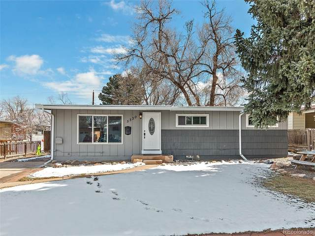 5330 S Greenwood Street, Littleton, CO 80120 (#7954355) :: The Harling Team @ HomeSmart