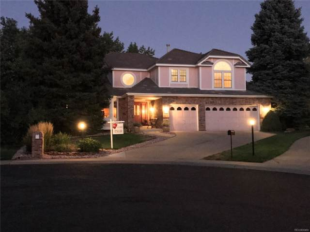 4178 W 97th Court, Westminster, CO 80031 (#7954487) :: The Heyl Group at Keller Williams