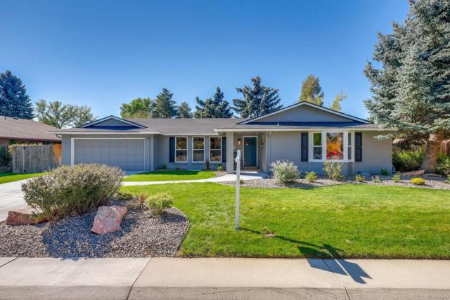 6658 W Roxbury Drive, Littleton, CO 80128 (MLS #7955076) :: 8z Real Estate