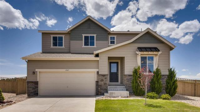 4367 Portmeirion Court, Castle Rock, CO 80104 (#7955100) :: The Pete Cook Home Group