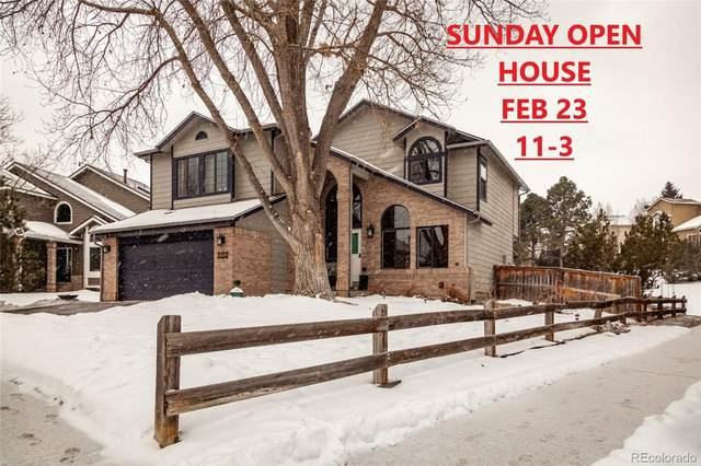 1475 Hermosa Drive, Highlands Ranch, CO 80126 (#7955278) :: The DeGrood Team