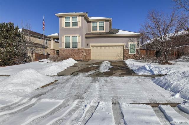 21067 E Greenwood Drive, Aurora, CO 80013 (#7955671) :: The Griffith Home Team
