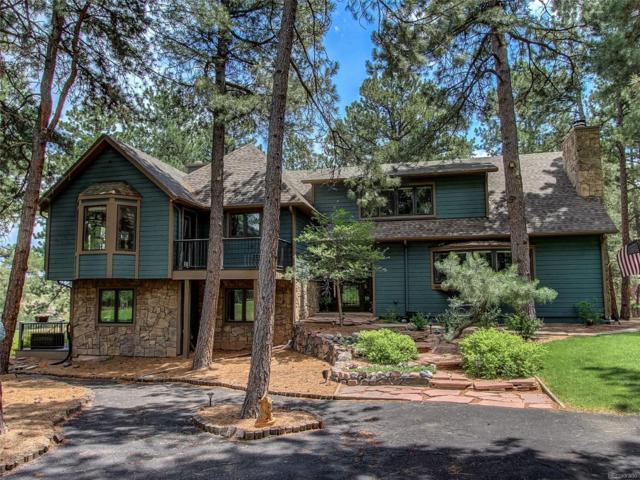5759 Gerry Lane, Larkspur, CO 80118 (MLS #7955701) :: 8z Real Estate