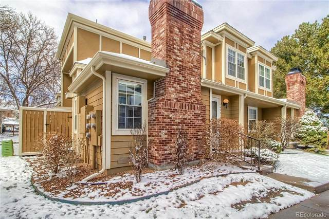 14291 E Dickinson Drive B, Aurora, CO 80014 (#7955722) :: Colorado Home Finder Realty