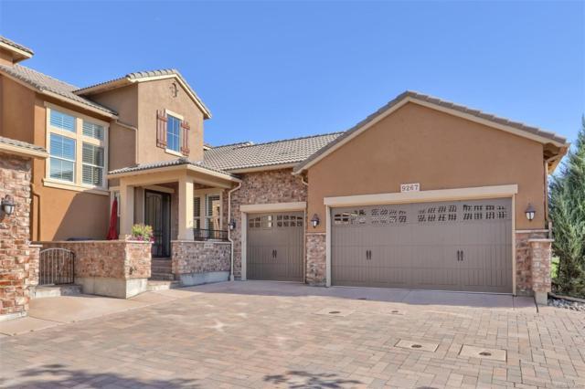 9267 Viaggio Way, Highlands Ranch, CO 80126 (#7955848) :: Mile High Luxury Real Estate