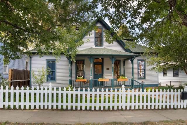 209 E Cleveland Street, Lafayette, CO 80026 (MLS #7955928) :: 8z Real Estate