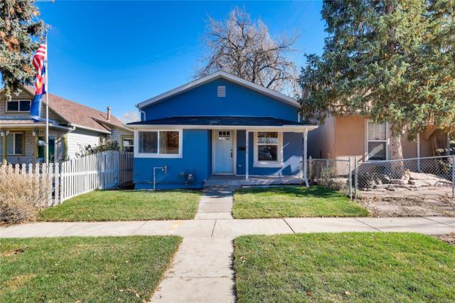 756 King Street, Denver, CO 80204 (#7956204) :: The Heyl Group at Keller Williams