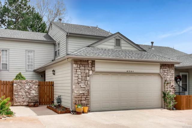 6564 S Webster Street, Littleton, CO 80123 (#7956288) :: Wisdom Real Estate