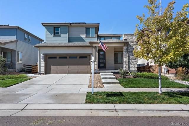 11083 Sedalia Street, Commerce City, CO 80022 (#7956364) :: iHomes Colorado