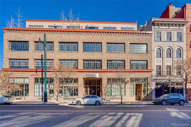 1435 Wazee Street #201, Denver, CO 80202 (#7956749) :: Colorado Home Finder Realty