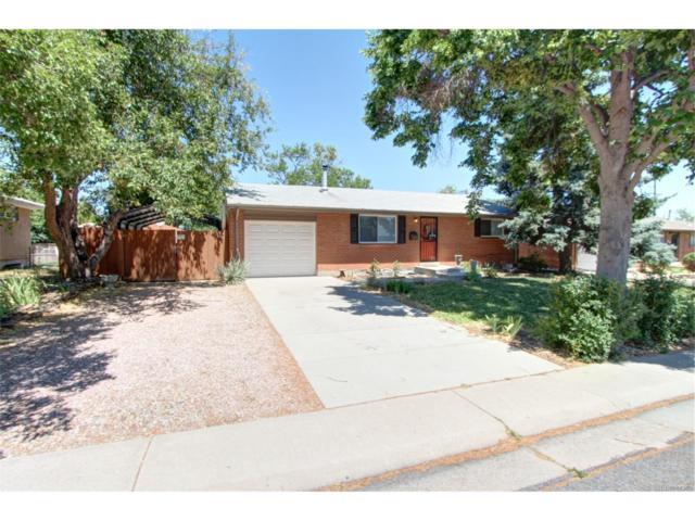 13675 E Dakota Avenue, Aurora, CO 80012 (MLS #7957272) :: 8z Real Estate