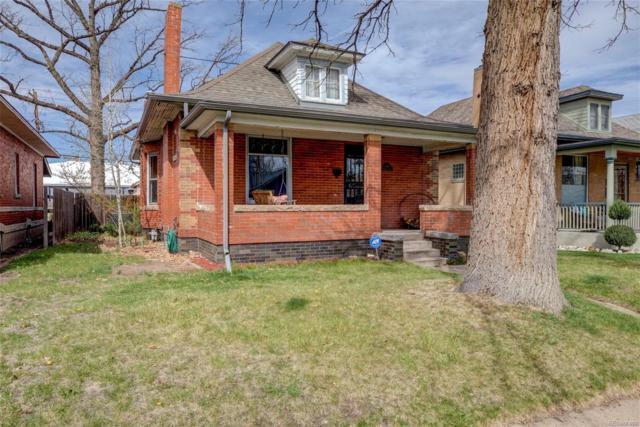 1343 S Lincoln Street, Denver, CO 80210 (#7957517) :: Wisdom Real Estate
