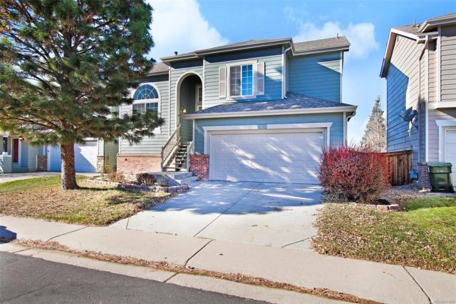 285 Willowick Circle, Highlands Ranch, CO 80129 (#7957561) :: The Heyl Group at Keller Williams