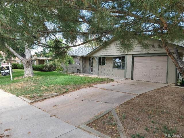 5258 S Crocker Way, Littleton, CO 80120 (MLS #7957567) :: 8z Real Estate