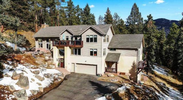 657 Golden Willow Road, Evergreen, CO 80439 (#7958057) :: Wisdom Real Estate