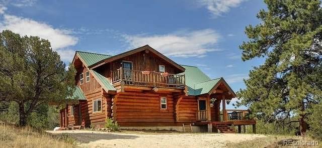 2245 County Road 260, Westcliffe, CO 81252 (MLS #7958318) :: 8z Real Estate