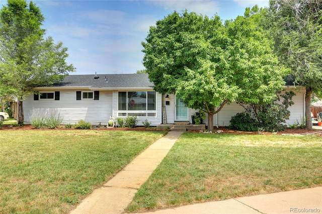 6790 S Clermont Street, Centennial, CO 80122 (#7958364) :: You 1st Realty