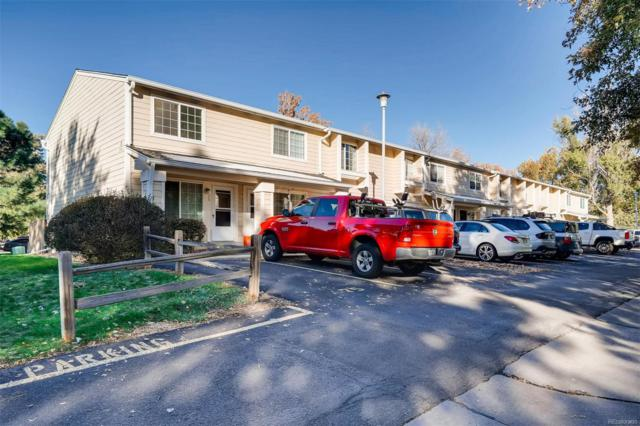 8945 Field Street #73, Westminster, CO 80021 (#7958395) :: The Healey Group