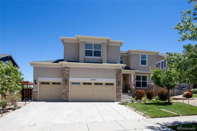 6560 S Ider Street, Aurora, CO 80016 (#7959152) :: Peak Properties Group