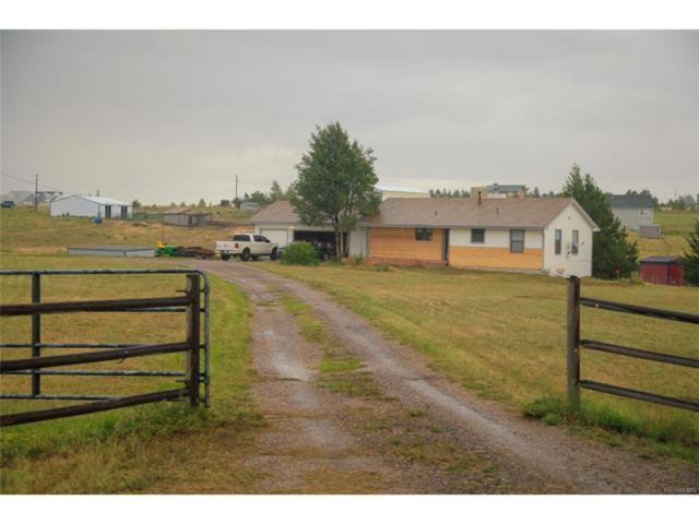 7705 Shenandoah Drive, Elizabeth, CO 80107 (MLS #7959160) :: 8z Real Estate