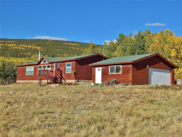 26 Round Hill Road, Fairplay, CO 80440 (MLS #7959421) :: Kittle Real Estate
