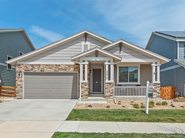 17017 W 87th Avenue, Arvada, CO 80007 (#7959511) :: Wisdom Real Estate