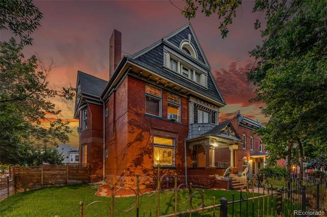 2301 N Marion Street, Denver, CO 80205 (MLS #7959916) :: Find Colorado